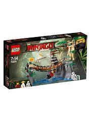 LEGO 70608 - Master Falls - The LEGO Ninjago Movie £13.97 - Asda