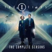 X-files season 1 - 10 on itunes - £49.99