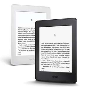 Kindle Paperwhite (with offers) is now down to £69.99 With Code:READ40 at Amazon (selected accounts)