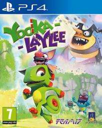 One Day Deal - Yooka Laylee (PS4 / XBOX One) - New - £9.99 / Used £8.99 Delivered @ Grainger Games