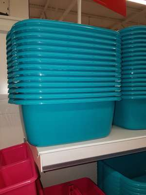 Blue Washing up bowls 10p instore @ asda (Hunts Cross)