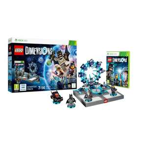Lego Dimensions Starter Pack Xbox 360 £14.99 @ Smyths