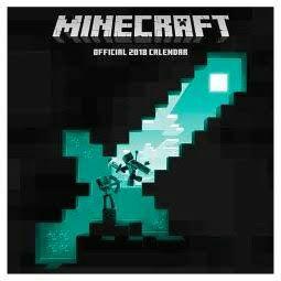 Minecraft calender 2018 - £2 instore @ Tesco