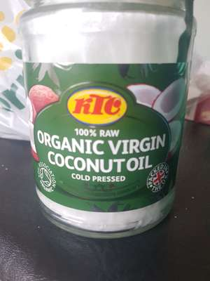 100 % organic Raw virgin coconut oil 500ml - £5 instore @ Morrisons