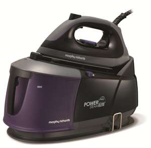 Morphy Richards Auto Clean Power Steam Elite Steam Generator Iron 332000 - £99 with code @ Morphy Richards