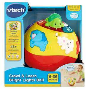 Vtech crawl and learn ball £6 instore @ Morrisons