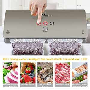 Food Sealer on Amazon Lightening deals £48.99 - Sold by Onlife and Fulfilled by Amazon