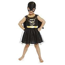 BATGIRL Girls Fancy Dress Outfit Only £6.50 at Tesco Online
