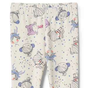 Gap sale – kids leggings from £1.37, socks 70p (free c&c)