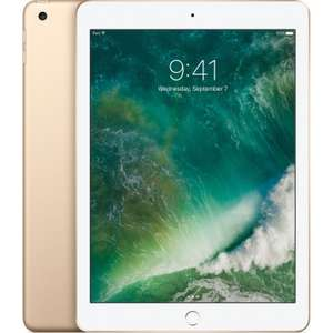 "Apple iPad 9.7"" (2017) 32GB Wifi - GOLD £238.99 with code @ EGlobalCentral"