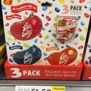 Jelly belly air freshener gift set £1.50 @ Salford Tesco extra