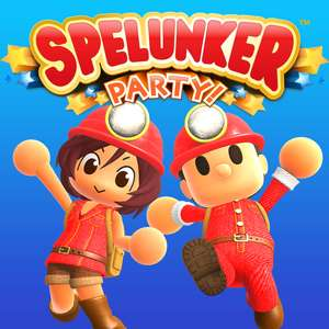 Spelunker Party (Nintendo Switch) 50% Off - £12.49 (download version) @ Nintendo