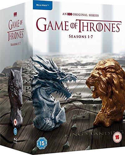 Updated 24th Jan :Game of Thrones - Season 1-7 [Blu-ray] £75.21 @ Amazon