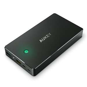 AUKEY 20000 mAh Quick Charge 2.0 £9.99 prime / £13.98 Sold by yueying and Fulfilled by Amazon