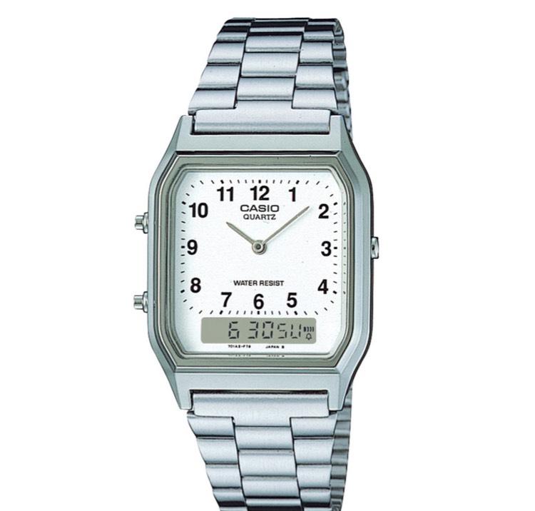 Casio Dual Time Watch - £14.99 @ Argos