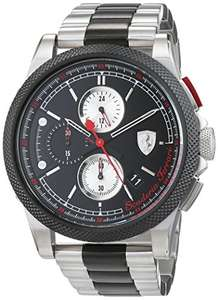 Scuderia Ferrari Formula Italia S chronograph watch £68.39 at Amazon [edit - price now raised to £106]