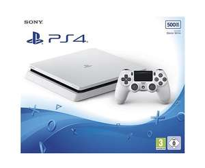 PS4 500GB and GT Sport £249 @ Tesco