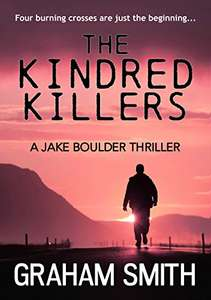 Cracking Thriller - The Kindred Killers (Jake Boulder Book 2) Kindle Edition - Free Download @ Amazon