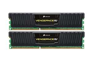 Corsair Vengeance Low Profile 8GB (2x4GB) DDR3 1600 Mhz £49.97 @ Amazon - Prime exclusive