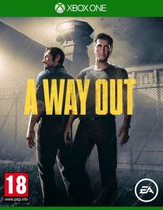 A Way Out - Xbox One and PS4 - £22.99 prime (£24.99 nonprime)