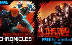 [Steam] The Red Solstice - Free - Humble Store