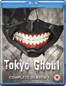 Tokyo Ghoul - Season 1 - Collection Blu-ray £13.99 delivered @ Zavvi