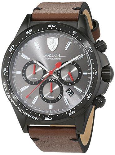 Scuderia Ferrari Pilota chronograph watch £87 at Amazon