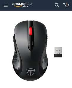 Bluetooth, 6 button mouse . Amazon Prime £5.93 with 10% code (Prime)