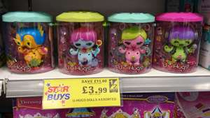 U hugs dolls £3.99 home bargains ( prenton)