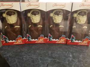 Thornton's Chocolate Santa (200G) reduced to £1 @ Tesco in store