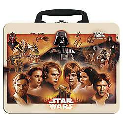 Top Trumps Tin Star Wars Saga £6 Free C&C @ Tesco