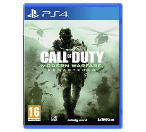 Modern Warfare Remastered (PS4/XB1) £15.99 at Argos