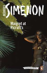 99p Deal for Kindle: Simenon's Maigret At Picratt's @ Amazon