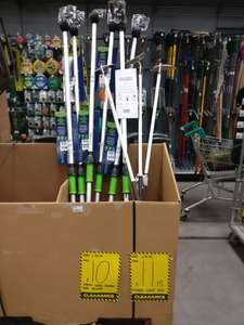 Long handled tree pruner was £23.99 now £10 - instore @ Homebase nationwide