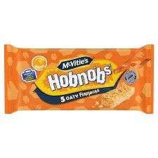 Mcvities Hobnobs Oaty Flap Jack 5 Pack less than half price 70p @ Tesco from tomorrow.