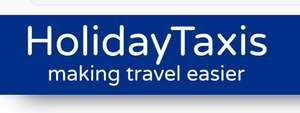 30% off @ HolidayTaxis using promo code