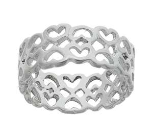 Sterling silver double heart ring was £22.99 NOW £9.99 INSTORE only @ argos