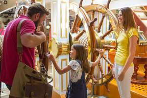 Save 40% on a year full of fun at Portsmouth Historic Dockyard 15th January only
