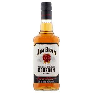 Jim Beam Bourbon 70cl Or Jim Beam Red Stag Black Cherry 70cl, £13 In Store And Online @ Morrisons