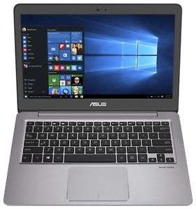 Asus Zenbook UX310UA 13.3 Inch Ci3 7100u 7th Gen 4GB 256GB SSD Laptop - £499 @ Ebay Argos