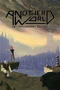 Another World - 20th Anniversary Edition (Xbox One) £1.28 @ Xbox