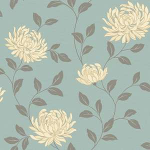 Erin teal wallpaper £4 @ Wilko online and in store,free c+c