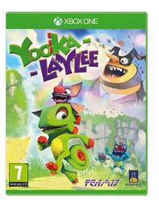 Yooka-Laylee (Xbox One) £10 Delivered @ Tesco Direct