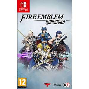 Fire Emblem Warriors (Nintendo Switch) £29.95 @ thegamescollection