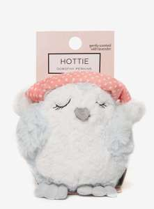 Dorothy Perkins better than 1\2 price sale,*cute owl hottie now £4.50 @ Dorothy Perkins,free c+ c