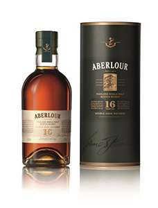 Aberlour 16 Year Old Double Cask Matured Single Malt Scotch Whisky £35 Amazon