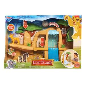 JP Lion Guard Defend The Pride Lands Playset £22.99 Del @ Amazon