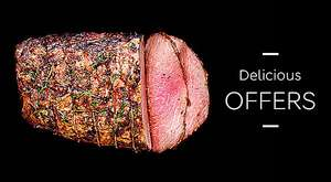 £10 roast meal deal @ M&S One main and 4 sides. 17-23 January