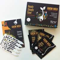Free grow wild seeds kit
