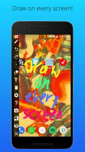 Screen Draw Screenshot Pro Android app free for limited time